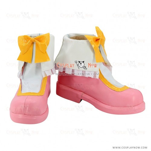 Battle Girl High School Cosplay Watagi Michelle Shoes