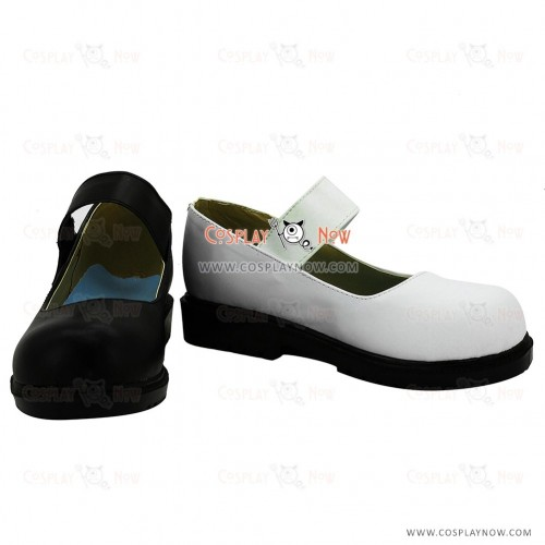 Dangan Ronpa Monobear Cosplay Shoes