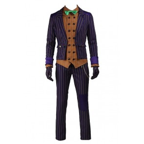 The Joker Costume For Batman The Dark Knight Cosplay