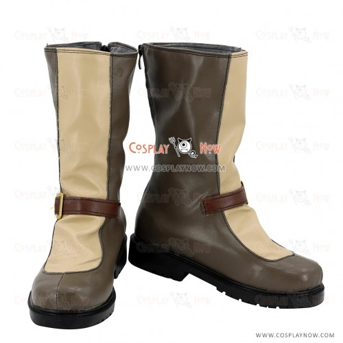 Fate Grand Order Cosplay Shoes Paul Bunyan Boots