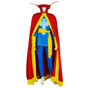 Dr Stephen Costume For Doctor Strange Cosplay Uniform