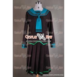 Fruits Basket Cosplay Tohru Honda Black Costume