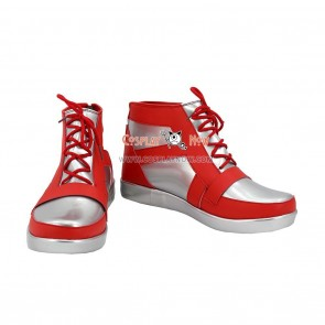 RWBY Cosplay Ruby Rose Shoes