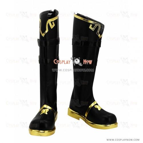 Elsword Cosplay Shoes Isla Boots