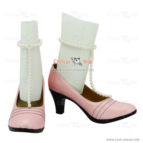 Karneval Iva Pink Cosplay Shoes