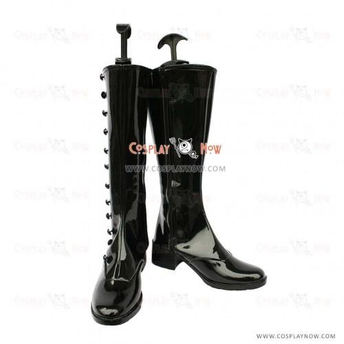 GOSICK Cosplay Shoes Victorique De Blois Boots
