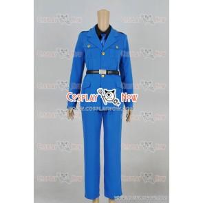Hetalia: Axis Powers Italy Cosplay Costume