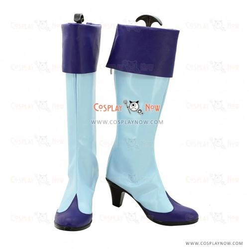 Karneval Cosplay Shoes Kiichi Boots