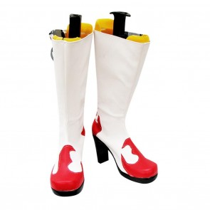 Gurren Lagann Cosplay Shoes Yoko Littner Boots