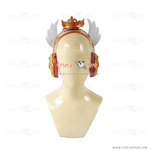 Pripara Falulu Headwear Headset and Crown Cosplay Props