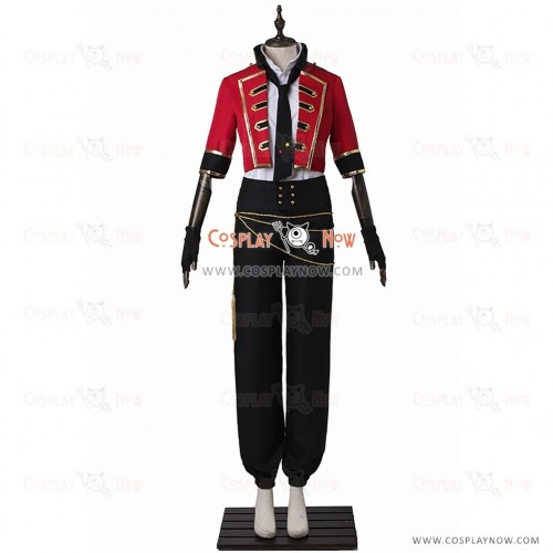 Atom Kirihara Cosplay Costume from MARGINAL#4