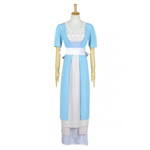 Titanic Cosplay Rose DeWitt Bukater Costume