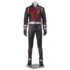 Ant-Man The Avengers Cosplay Scott Lang Outfit