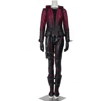 Speedy Thea Queen Costume For Green Arrow Season 4 Cosplay