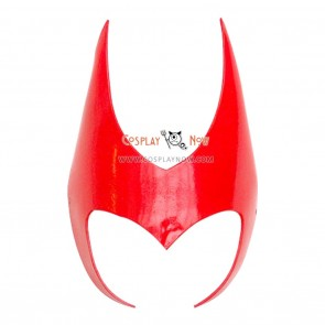 The Avengers Cosplay Scarlet Witch Mask