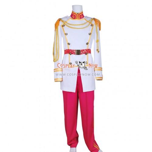 Cinderella Cosplay Prince Charming Costume