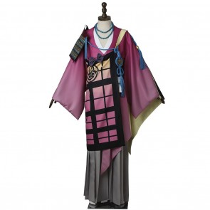 Souza Samonji Cosplay Costume from Touken Ranbu