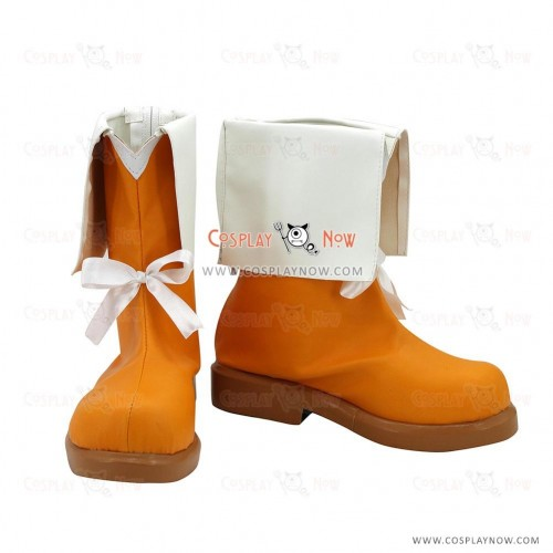 Love Live Cosplay Shoes School Idol Festival Sunny Day Song Eli Ayase Boots