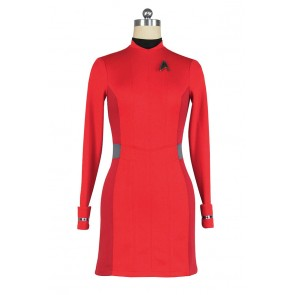 Star Trek Beyond Nyota Uhura Cosplay Costume