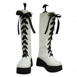 Hitman Reborn Cosplay Shoes Varia Member Belphegor Boots