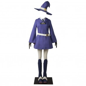 Lovely dress for cosplay Little Witch Academia
