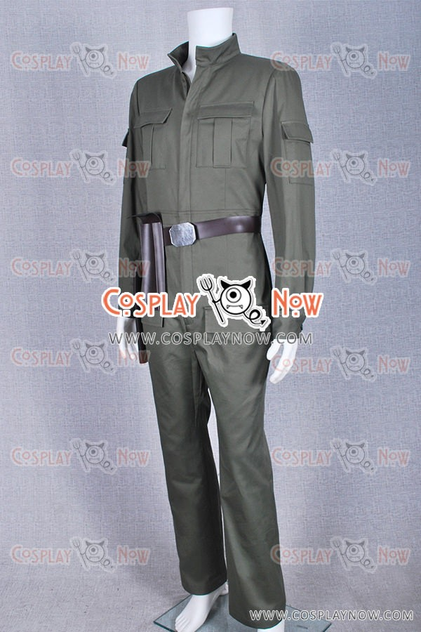 Star Wars The Empire Strikes Back Cosplay Luke Skywalker Costume