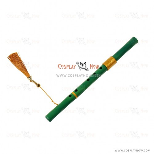 Love Yunge from the Desert Cosplay Liu Fuling Props with Flute