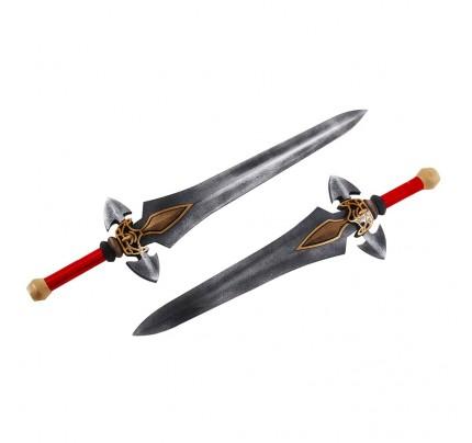 Cosplay Double Swords Monster Hunter World Cosplay Props