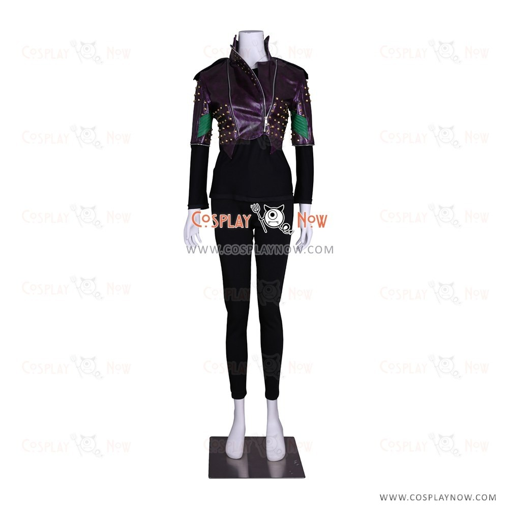 The Descendants Cosplay Mal Costumes for Woman