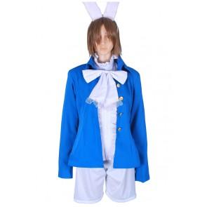 Alice In Wonderland Cosplay White Rabbit Costume