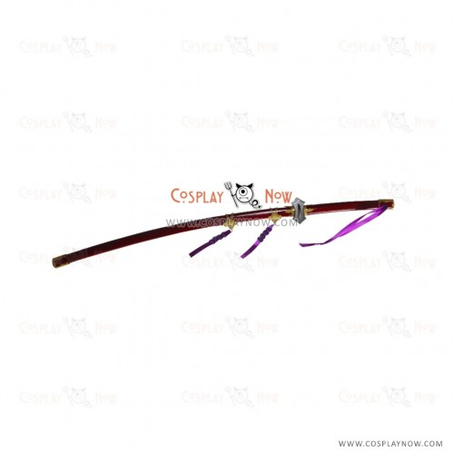 Noragami Rabou Sword with Sheath Cosplay Props