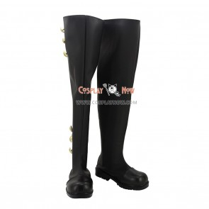 Seraph of the End Cosplay Shoes Sayuri Hanayori Boots