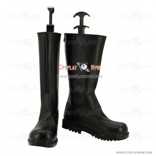 Aldnoah Zero Cosplay Shoes Slaine Troyard Boots