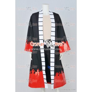 One Piece Portgas D Ace Cosplay Costume