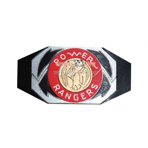 Power Rangers The Pink Ranger Belt Accessory Cosplay Props