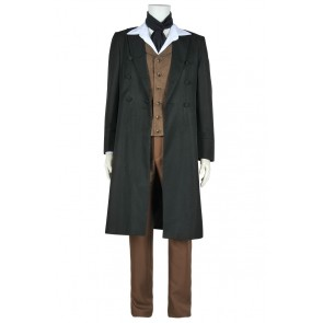 Doctor Who Cosplay 8th Eighth Dr Paul McGann Costume