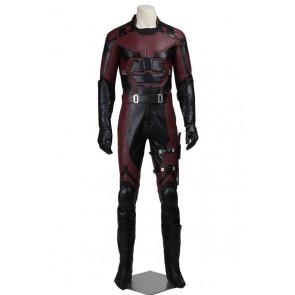 Matt Murdock Superhero Costume For Daredevil Cosplay