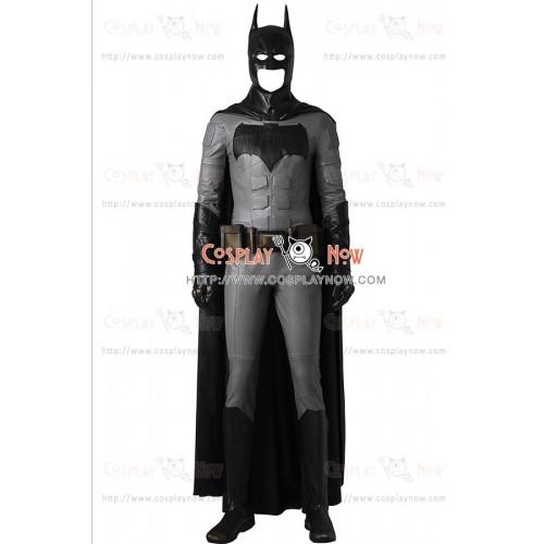 Justice League Cosplay Batman Bruce Wayne Costume