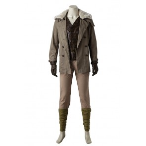 Wonder Woman Cosplay Steve Trevor Costume
