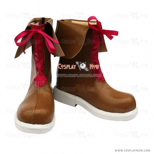 Dog Days Ricotta Elmar Cosplay Boots