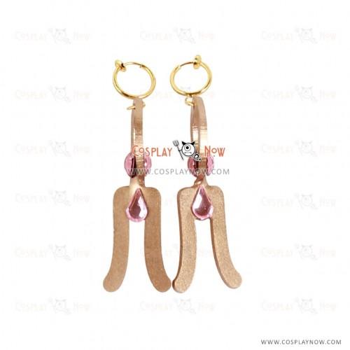 Fate Grand Order Gilgamesh Earrings Cosplay Props
