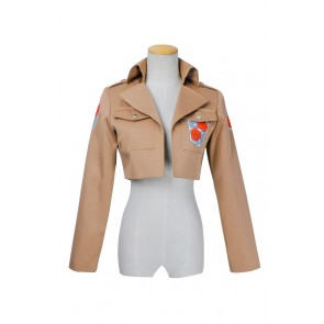 Shingeki No Kyojin Cosplay Cantonment Legion Costume