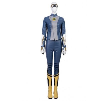 The Flash Season 5 Cosplay Flash Daughter Nora Costume