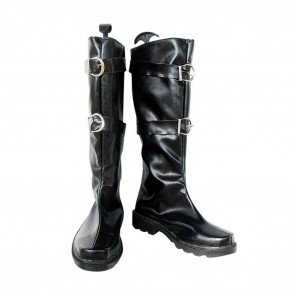 Final Fantasy Cosplay Shoes Sephiroth Boots