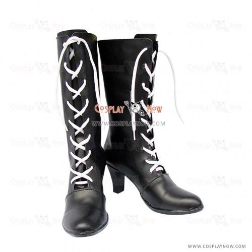 Black Butler Cosplay Shoes Ciel Boots