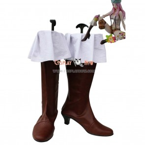 One Piece Cosplay Shoes Jewelry Bonney Boots