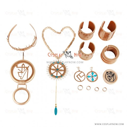 Fate Grand Order Assassin Cleopatra Accessories Cosplay Prop