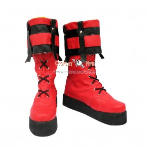 Guilty Gear Cosplay Shoes Sol Badguy Boots