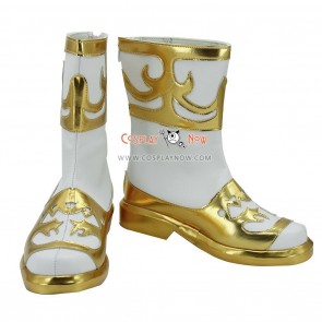 Touhou Project Cosplay Shoes Toyosatomimi no Miko Boots