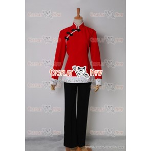 Hetalia: Axis Powers China Cosplay Costume